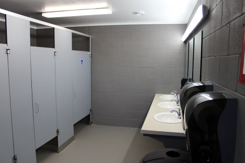 Bathroom Facility Interior